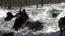 01.Winter Solo Camping and Back Country Skiing(001159.999-001300.000)
