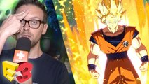 E3 2017 : On a joué à Dragon Ball FighterZ, un gros coup de coeur du salon