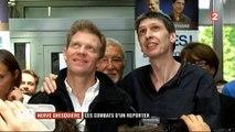 L'hommage émouvant de France 2 à Hervé Ghesquière