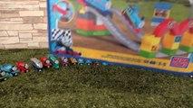 Wooden Train Thomas toy MEGA BLOKS Thomas & Gordon Sodor Speed Railway