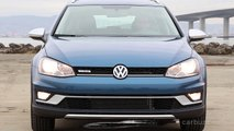 Unboxing 2017 Volkswagen Golf Alltrack - Has VW Built An Off-Road Fun W