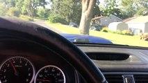 RWD WRX Crazy Turbo Flutter! - video dailymotion