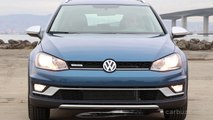Unboxing 2017 Volkswagen Golf Alltrack - Has VW Built An Off-Road Fun Wa