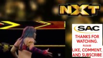 NXT Women's Championship Match_ Asuka vs. Ruby Riot vs Nikki Cross Highlights - Wwe Nxt 14 June 2017