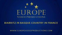 Biarritz in Basque Country in France - Biarritz au Pays Basque tourisme - surfing pa