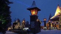 Best of Santa Claus Village and Rovaniemi in Lapland videos - Arctic Circle Lap