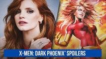 'X-Men: Dark Phoenix' Spoilers: Simon Kinberg To Direct, Jessica Chastain To Play Villain?