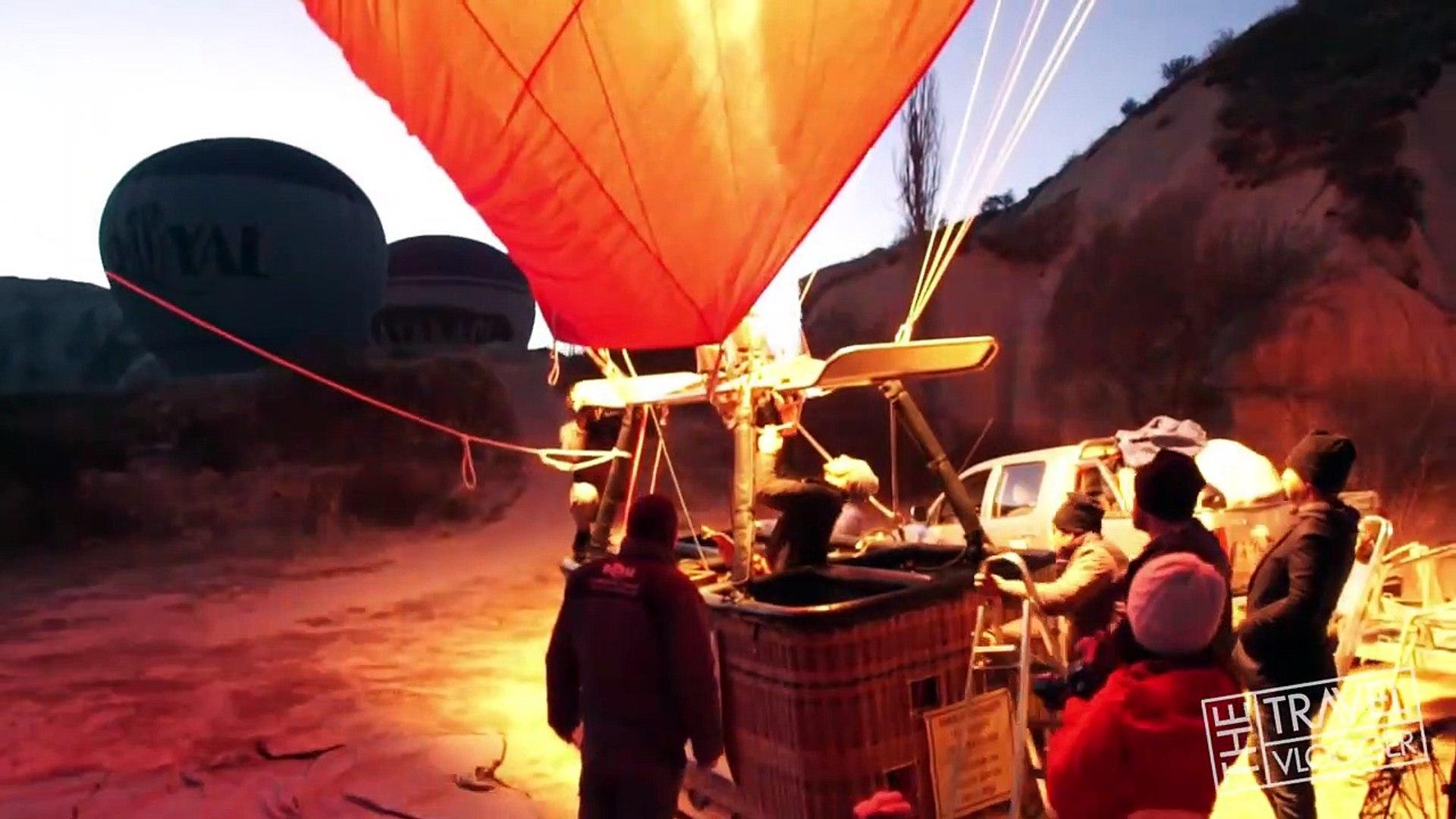 Cappadocia Top 5 Things to do - Travel