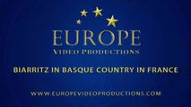 Biarritz in Basque Country in France - Biarritz au Pays Basque tourisme - surfing