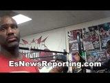 hopkins vs kovalev trainer breaks it down  esnews boxing