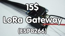 115 How to build a LoRa LoraWAN Gateway and connect it to