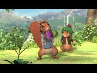 Pierre Lapin - La grande aventure des écureuils et des lapins (S01E25)