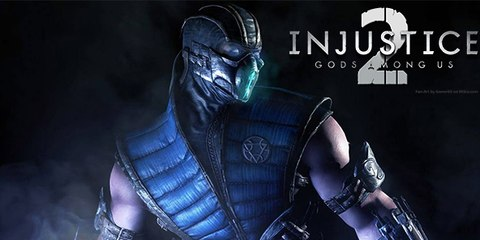 Injustice 2 Sub-Zero Trailer !