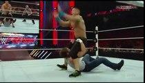 wwe wrestling John Cena vs Dean Ambrose- United States Championship Match- WWE RAW