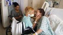 El mejor regalo para el día de la madre: salvarle la vida con un riñón