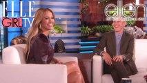 JLO à 100% !   The Ellen DeGeneres Show   Du Lundi à Vendredi à 20h10   Talk Show
