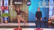"""JLO joue au jeu """"Last Dance""""   The Ellen DeGeneres Show   Du Lundi à Vendredi à 20h10   Talk Show"""