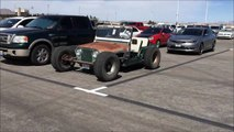 1960 Willys Jeep Rod Spo