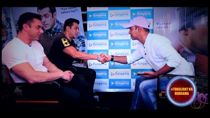 """War is a WASTE of time, money and life"": Salman Khan"