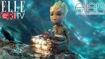 Vin Diesel alias Groot & Les Gardiens de la Galaxie 2 | The Ellen DeGeneres Show | Du Lundi à Vendredi à 20h10 | Talk Show