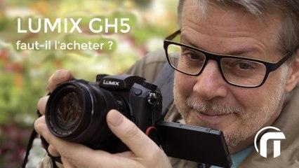 Panasonic Lumix GH5, faut-il l'acheter ?