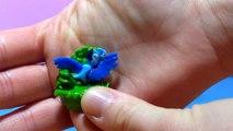Incroyable boîte de gelé géant ouverture porc jouets Surprise peppa barbie lego surprise surprise