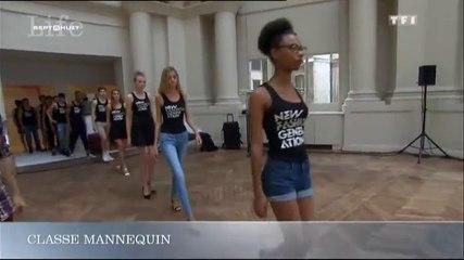Reportage Finale du concours New Fashion Generation