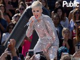 Vidéo : Katy Perry : Une tenue brillant de mille feux pour son concert privé !