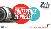 24 Hours of Le Mans - Press conference
