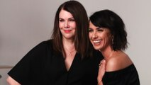Lauren Graham Didn't Know Final Four Words on 'Gilmore Girls' Until Last Minute