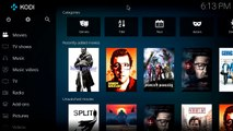 Live TV channels over 7000 on XBMC how to setup guide IPTV