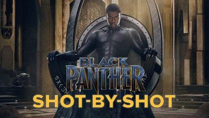 Black Panther Trailer - Shot-By-Shot Breakdown