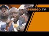 Discours de Idrissa Seck au meeting au meeting de Manko Taxawou Sénégal