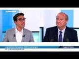 #64Minutes - le sénateur UDI Yves Pozzo di Borgo invité de TV5MONDE