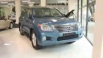 Lexus LX570 Resource | Learn About, Share and Discuss Lexus