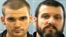 Escaped Georgia Inmates Captured