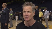 Kevin Durant, Steve Kerr and Draymond Green on Warriors legacy