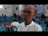 Video ကဗ်ာပဲေရးၿပီး ဘ၀ရပ္တည္ရန္မလြယ္ဟု ကဗ်ာဆရာသစၥာနီ ေျပာၾကား
