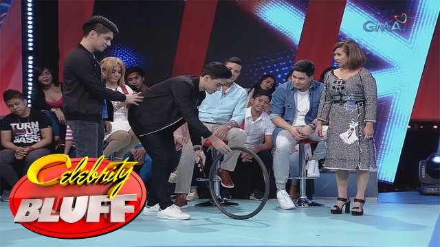 'Celebrity Bluff' Outtakes: Gulong pa more!