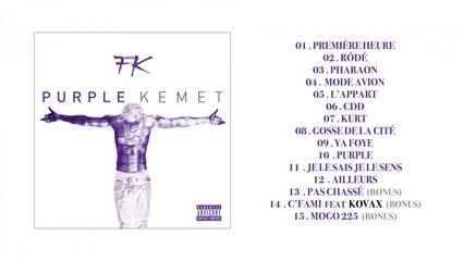 FK - Purple Kemet (Album complet)