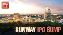 FRIDAY TAKEAWAY: Sunway sees bump, JAG's ambitious revenue target