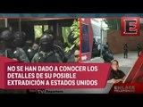 Detalles de la detención de Dámaso López 'El Licenciado'