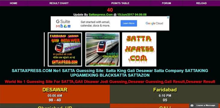 sattaxpress Desawar GAme GAli GAme Guessing FREE FREE 16-June 2017