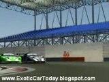 Maserati MC12 Virtual Race