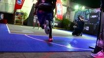 CRAZY Dunks Over Car At NBA House Brazil! Jordan Kilganon Awesome Dunk Show