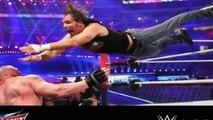 wwe wrestling.... Dean Ambrose vs Tyler Breeze Full Match WWE Smackdown