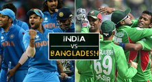 India vs Bangladesh 2nd Semi Final ICC Champions Trophy 2017 Live Match