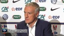 Équipe de France : Didier Deschamps se justifie sur le cas Ben Arfa