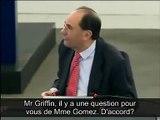 Européens  projet de génocide  : Nick Griffin dénonce l'ethnocide des Européens