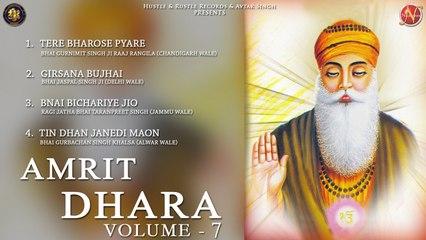 Various - Amrit Dhara Volume 7 - Latest Shabad Gurbani 2017